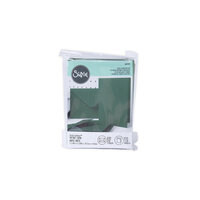 Sizzix - Surfacez Collection - A6 - Card and Envelope Pack - 10 Pack - Fir Tree