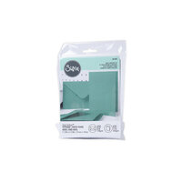 Sizzix - Surfacez Collection - A6 - Card and Envelope Pack - 10 Pack - Peppermint