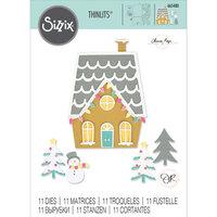 Sizzix - Thinlits Die - House