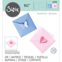 Sizzix - Bigz Die - Mini Card and Envelopes