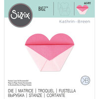 Sizzix - Bigz Die - Heart Pocket