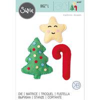 Sizzix - Bigz L Die - Christmas Ornaments
