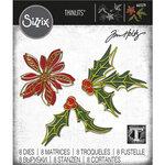 Sizzix - Christmas - Tim Holtz - Thinlits Dies - Seasonal Sketch