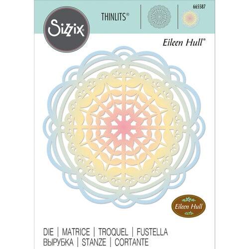 Sizzix - Thinlits Die - Mandala