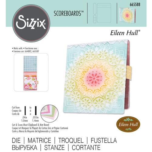 Sizzix - Scoreboards Die - Notepad