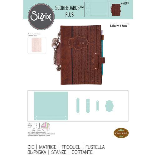 Sizzix - Scoreboards Plus Die - Full Size Journal