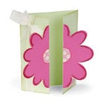 Sizzix - Bigz XL Die - Card, Flower Gatefold