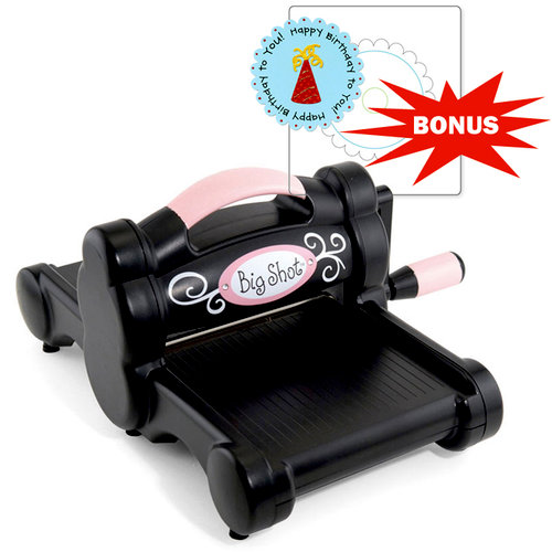 Sizzix - Big Shot Machine with Bonus Die