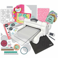 Sizzix - Big Shot Plus Machine - Complete Designer Bundle