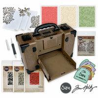 Sizzix - Tim Holtz - Vagabond 2 Machine - Complete Designer Bundle
