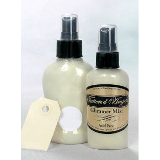 Tattered Angels - Glimmer Mist Spray - 2 Ounce Bottle - Iridescent Gold