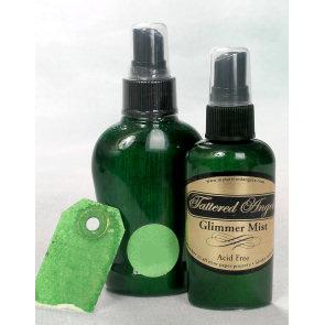 Tattered Angels - Glimmer Mist Spray - 2 Ounce Bottle - Meadow Green