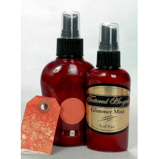 Tattered Angels - Glimmer Mist Spray - 2 Ounce Bottle - Tiger Lily