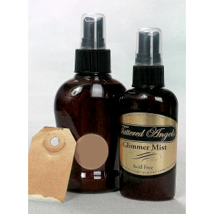 Tattered Angels - Glimmer Mist Spray - 2 Ounce Bottle - Coffee Shop