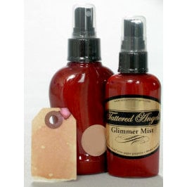 Tattered Angels - Glimmer Mist Spray - 2 Ounce Bottle - Starfish, CLEARANCE