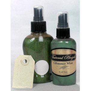Tattered Angels - Glimmer Mist Spray - 2 Ounce Bottle - Moonlight, CLEARANCE
