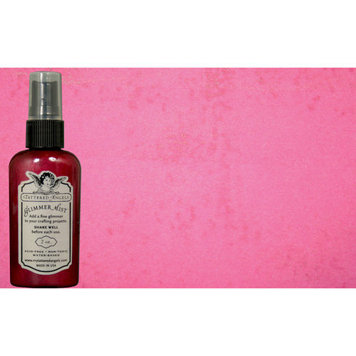 Tattered Angels - Glimmer Mist Spray - 2 Ounce Bottle - SWAK