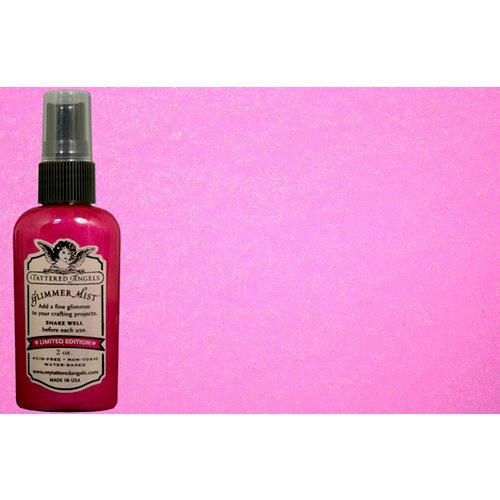 Tattered Angels - Glimmer Mist Spray - Limited Edition - 2 Ounce Bottle - Cosmos