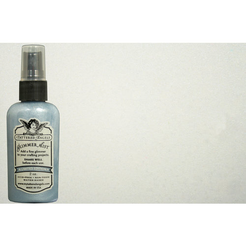 Tattered Angels - Glimmer Mist Spray - Limited Edition - 2 Ounce Bottle - Spring Rain