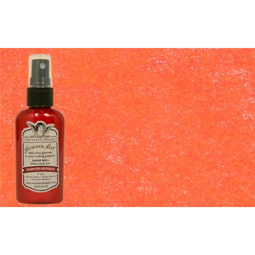 Tattered Angels - Glimmer Mist Spray - 2 Ounce Bottle - Marmalade