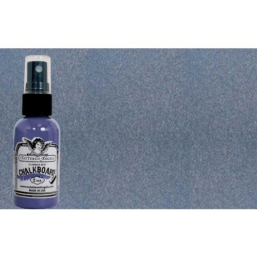 Tattered Angels - Chalkboard Collection - Glimmer Mist Spray - 2 Ounce Bottle - Cornflower Daze