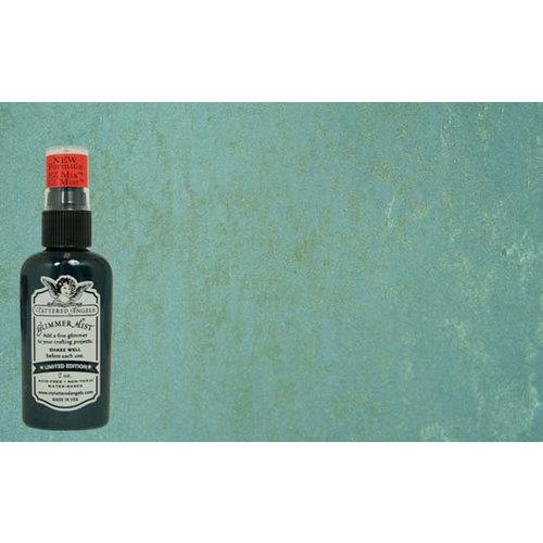 Tattered Angels - Glimmer Mist Spray - 2 Ounce Bottle - Mallard