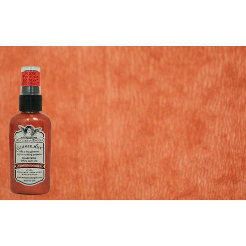 Tattered Angels - Glimmer Mist Spray - 2 Ounce Bottle - Pumpkin Spice