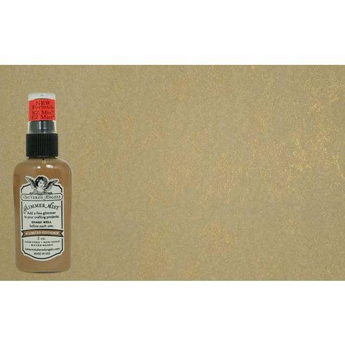 Tattered Angels - Glimmer Mist Spray - 2 Ounce Bottle - Nougat