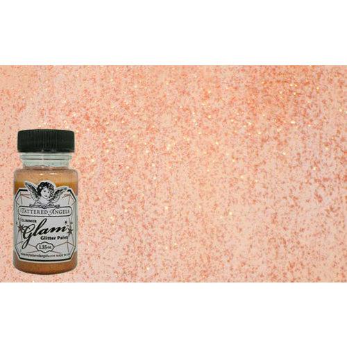 Tattered Angles - Glimmer Glam - Hammered Copper