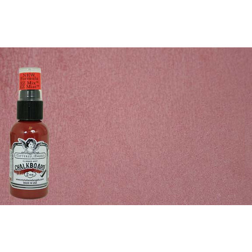 Tattered Angles - Chalkboard Collection - Glimmer Mist Spray - 2 Ounce Bottle - Cherry Cola