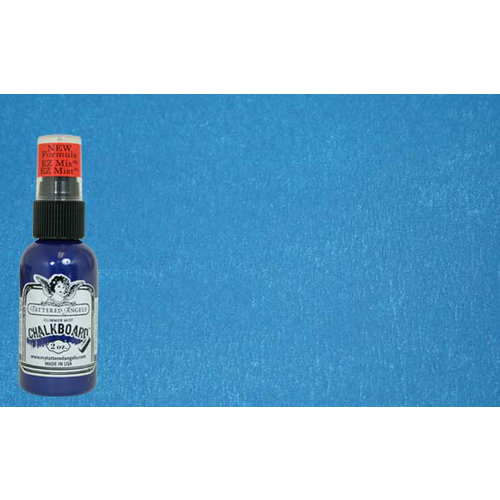 Tattered Angles - Chalkboard Collection - Glimmer Mist Spray - 2 Ounce Bottle - Calypso