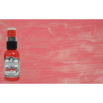 Tattered Angles - Chalkboard Collection - Glimmer Mist Spray - 2 Ounce Bottle - Tomate Cerise