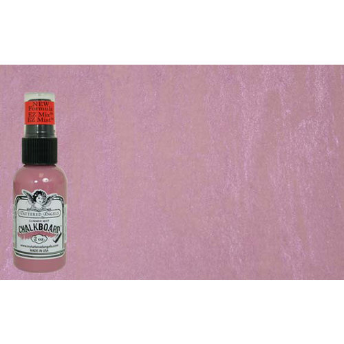 Tattered Angles - Chalkboard Collection - Glimmer Mist Spray - 2 Ounce Bottle - Mauvelous