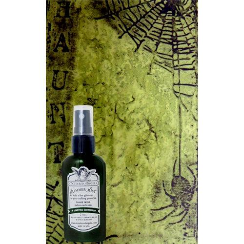 Tattered Angels - Halloween - Glimmer Mist Spray - 2 Ounce Bottle - Monster Mash