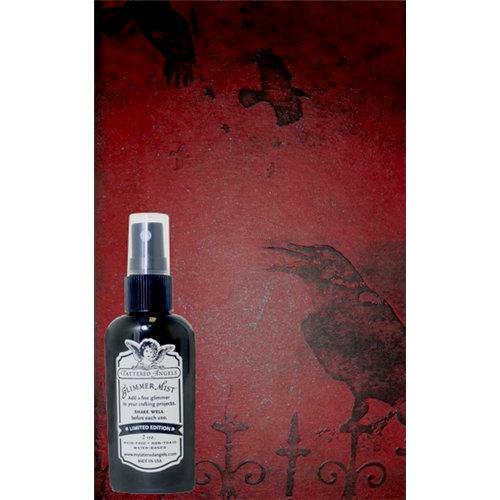 Tattered Angels - Halloween - Glimmer Mist Spray - 2 Ounce Bottle - True Blood