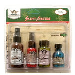 Tattered Angels - Christmas - The Paint System - Noel