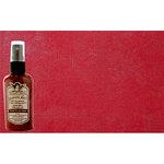 Tattered Angels - Christmas - Glimmer Mist Spray - 2 Ounce Bottle - L.E.D. Red