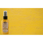 Tattered Angels - Christmas - Glimmer Mist Spray - 2 Ounce Bottle - Twinkle Yellow