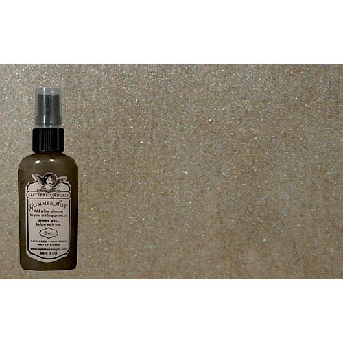 Tattered Angels - Glimmer Mist Spray - 2 Ounce Bottle - Boardwalk