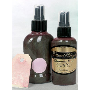 Tattered Angels - Glimmer Mist Spray - 2 Ounce Bottle - Tattered Rose