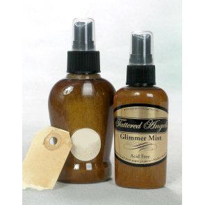 Tattered Angels - Glimmer Mist Spray - 2 Ounce Bottle - Antique Brass