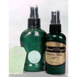 Tattered Angels - Glimmer Mist Spray - 2 Ounce Bottle - Sea Glass
