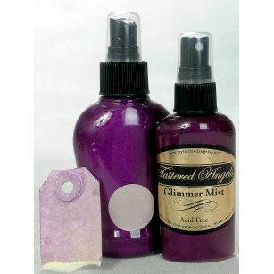 Tattered Angels - Glimmer Mist Spray - 2 Ounce Bottle - Lavender Fields