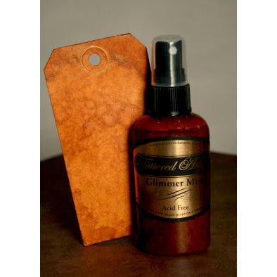 Tattered Angels - Glimmer Mist Spray - Fall 2007 Special - 2 Ounce Bottle - Harvest Orange