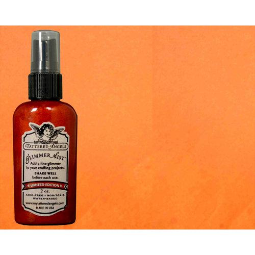 Tattered Angels - Glimmer Mist Spray - Limited Edition - 2 Ounce Bottle - Pumpkin Pie