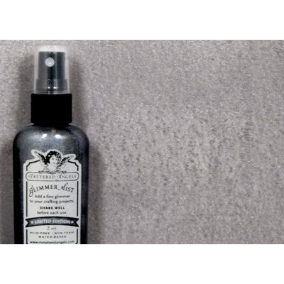 Tattered Angels - Glimmer Mist Spray - Limited Edition - 2 Ounce Bottle - Granite, CLEARANCE
