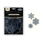 Tattered Angels - Glimmer Screen - Misting Tools - Winter Crystals