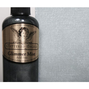 Tattered Angels - Glimmer Mist Spray - 2 Ounce Bottle - Sage, CLEARANCE