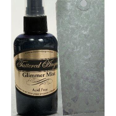 Tattered Angels - Glimmer Mist Spray - 2 Ounce Bottle - Slate, CLEARANCE