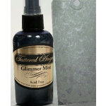 Tattered Angels - Glimmer Mist Spray - 2 Ounce Bottle - Slate, CLEARANCE